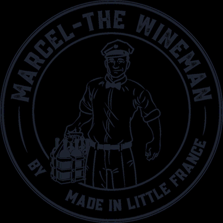 Marcel the wineman Logo